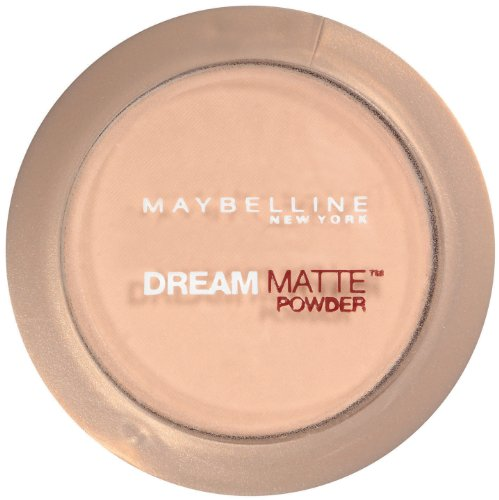Maybelline New York Dream Matte Poudre, Sable, Moyen 0-1, 0,32 once