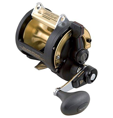 Shimano TLD 30 II A 2 Speed Trolling Multiplier Offshore Fishing Reel, (2 Speed Conventional Reel)