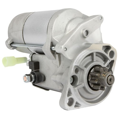 DB Electrical SND0336 Starter For Carrier Transicold CT4-114-TV 134 RG15 Extra Genesis TM100 TM900 TR100 Phoenix Ultra XL Ultima 53 Kubota 25-39291-00 25-39316-00 228000-6950, 228000-6951