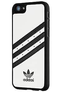 Adidas Moulded Case - Funda para Apple iPhone 6, negro y blanco