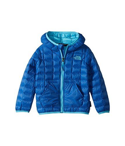 The North Face Chest Pocket Coat (The North Face Todd Thermoball Hoodie - Turkish Sea - 5T)