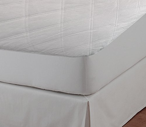 Waterproof 2 Layer Quilted Mattress Pads - Twin Extra Long