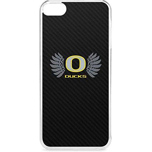 (Skinit University of Oregon iPod Touch 6th Gen LeNu Case - Oregon Ducks Black Design - Premium Vinyl Decal Phone Cover)