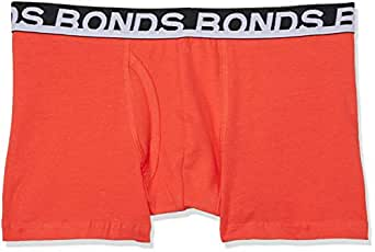 Bonds Men's Everyday Trunk, Red Sheeran, Small