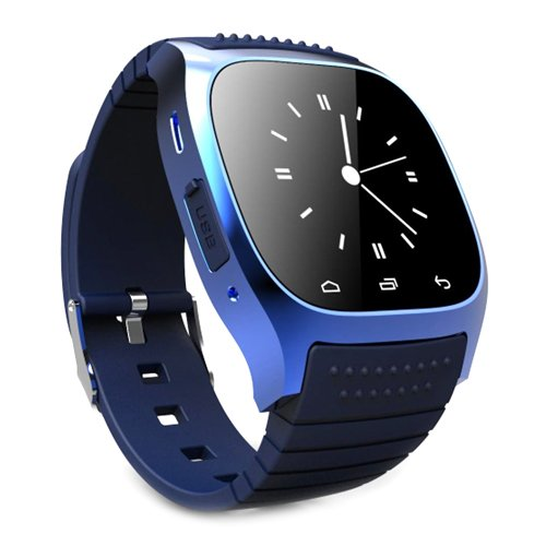 LightInTheBox Smart Watch Reloj para hombre inteligente M26 Bluetooth Rwatch: Amazon.es: Relojes