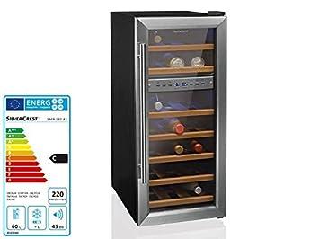 Silvercrest Mini Kühlschrank : Silvercrest minibar zonen smb a amazon küche haushalt