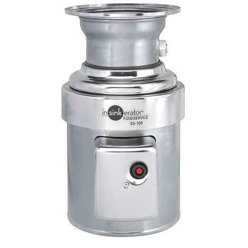 Insinkerator SS-100-28 Standard Capacity Commercial Waste Disposer by InSinkErator