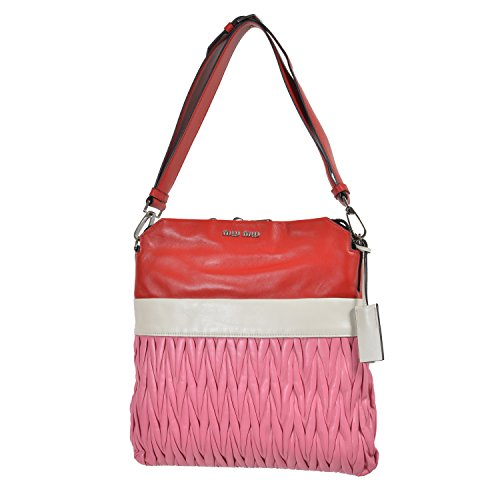 Miu-Miu-Womens-Multi-Color-Leather-Shoulder-Bag-Handbag