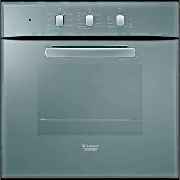 Hotpoint FD 61.1 (ICE)/HA S Built-in Electric 58L A Grey - ovens ...