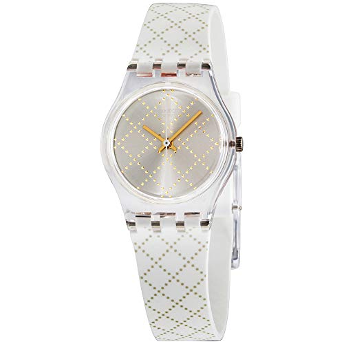 Swatch Women's Digital Quartz Watch with Silicone Bracelet - LK365