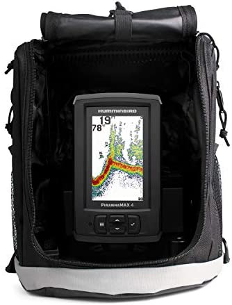 Humminbird 410170-1 PiranhaMAX 4 PT Portable Fish Finder