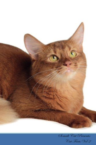 Somali Cat Presents:  Cat Facts Workbook. Somali Cat Presents Cat Facts Workbook with Self Therapy, Journalling, Productivity Tracker with Self ... Productivity Tracker Workbook. Volume 2