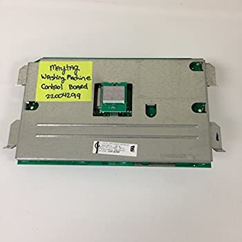 Washing machine neptune control board for Maytag neptune motor control board repair
