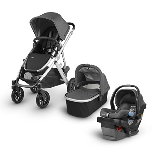 UPPAbaby Full-Size Vista Infant Baby Stroller & MESA Car Seat Bundle (Jordan)