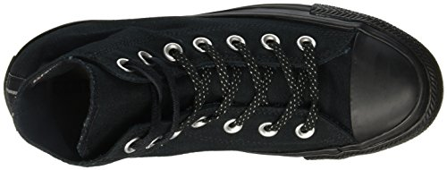 Converse Chuck 153501C Sneaker Shield High black/white/mason Negro