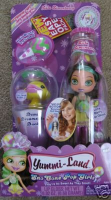 (Sno Cone Pop Girls- Lulu Limonberry with Demi Dreamsicle Duck)