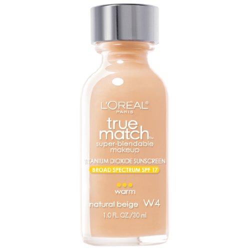 L'Oréal Paris True Match Maquillage Super-Blendable, Beige Naturel, Once 1-Fluid