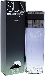 Sun Java by Frank Oliver for Men - 2.5 oz EDT Spray
