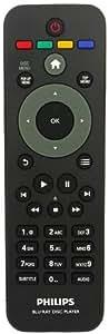 Philips BDP3280/12996510046466mando a distancia para Philips sistema de cine en casa Blu-ray–Con dos 121AV AAA pilas incluidas.