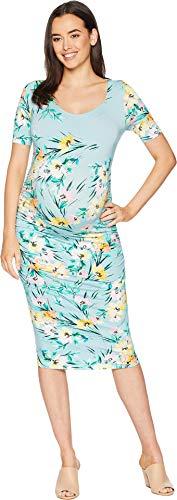 (Yumi Kim Women's Maternity Blossom Dress Sun Dance X-Large)