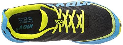 inov-8 Race Ultra 290 - Zapatillas trail running para hombre - azul/negro 2015 Negro