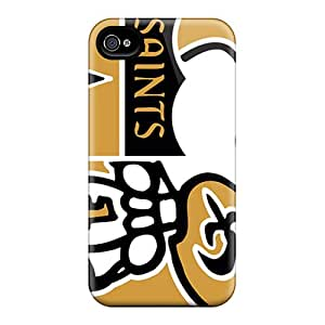 Forever Collectibles New Orleans Saints Hard Snap-on Iphone 4/4s Case