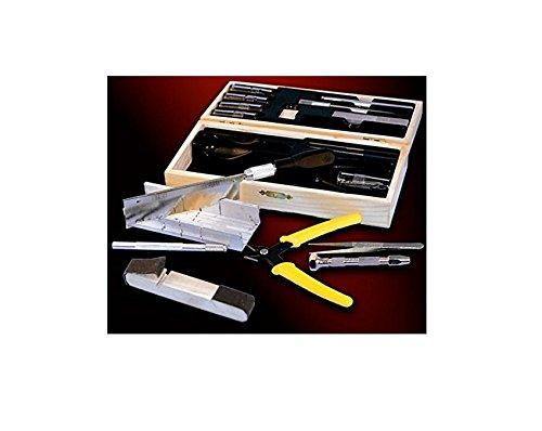 Tool Set for Hobby & Craft - Designed for Wood and Metal Modeling by Model Expo (Image #5)