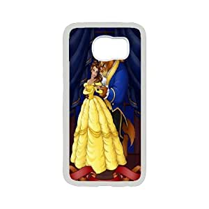 Best Quality [SteveBrady PHONE CASE] Beauty And The Beast For Samsung Galaxy S6 CASE-17