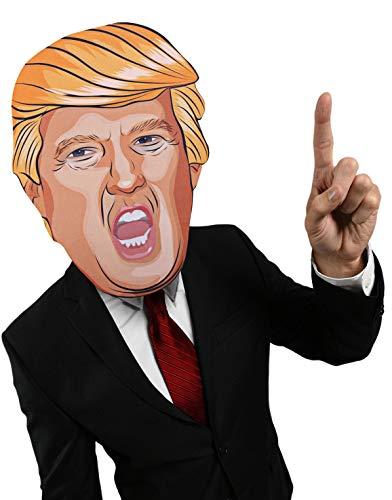 Donald Trump Halloween MASK – Premium Quality