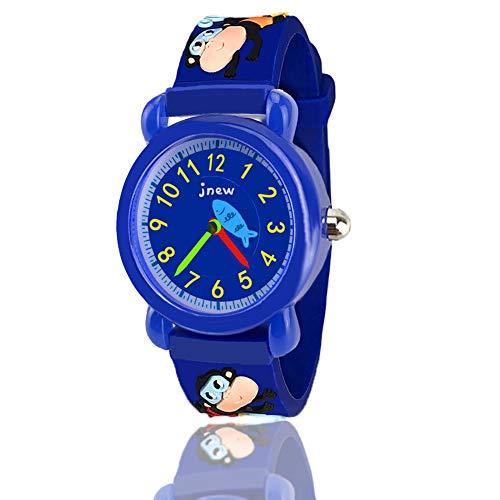 Amazon.com: Friday ETSB01- Reloj infantil con dibujos ...