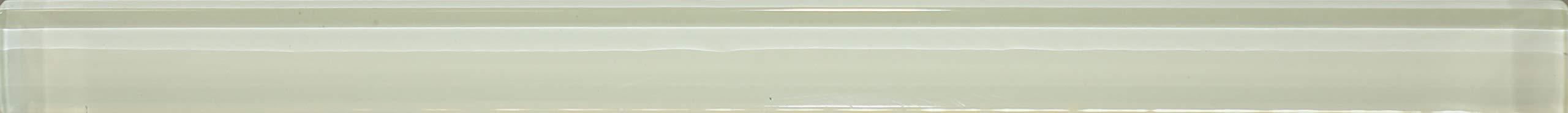 Manhattan 5/8X8 Glass Pencil Ivory