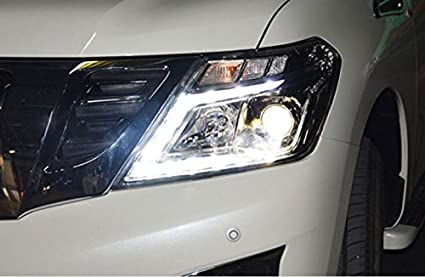 Amazon Com Gowe Car Styling For For Nissan Patrol 2010 2017 Led