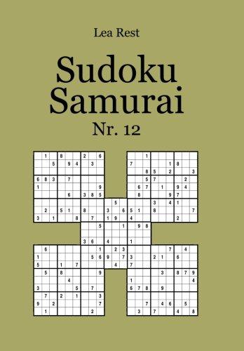 Sudoku Samurai - Nr. 12 (German Edition) pdf epub