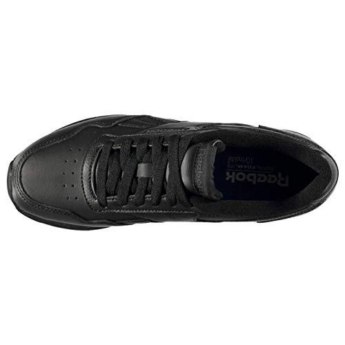Royal Trail De Glide Para Mujer Running Zapatillas Negro Reebok BwAqxCvdB