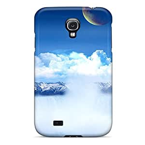 LightTower Case For Galaxy S4 With Nice Winter Falls Appearance