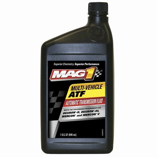 Mag 1 915 Multi-Vehicle Import and Domestic Automatic Transmission Fluid - 1 Quart, (Pack of 6) (Peak Automatic Transmission Fluid)