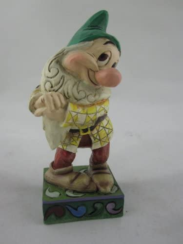Enesco Disney Traditions Designed by Jim Shore Bashful Figurine 4.5 in