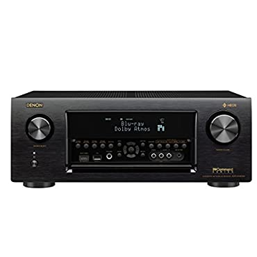 Denon AVR-X4400H 9.2 Channel Full 4K Ultra HD Network AV Receiver with HEOS