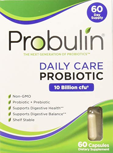 Probulin Daily Care Probiotic, 60 Capsules