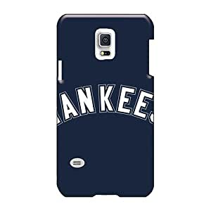 JasonPelletier Samsung Galaxy S5 Mini High Quality Hard Cell-phone Case Allow Personal Design Realistic New York Yankees Skin [fJS22674rSOd]