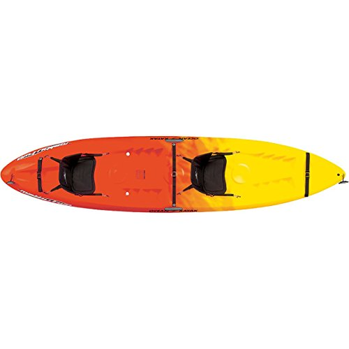 Our #3 Choice is the Ocean Kayak Malibu 2