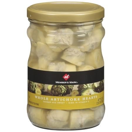 Member's Mark Whole Artichoke Hearts - 33.5 Oz. by Member's Mark (Image #1)