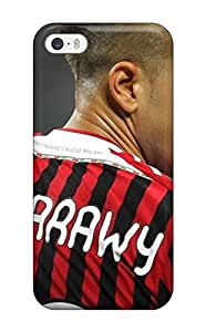 Iphone High Quality Tpu Case/ Stephan El Shaarawy Ac Milan EftHJbb794mDsoz Case Cover For Iphone 5/5s