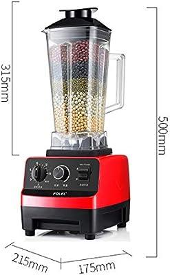 YRRC El Nuevo 1350W 2L Cocina Multi-función batido Mezclador para ...