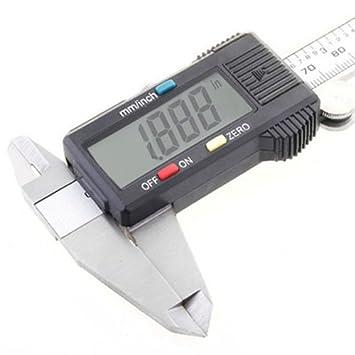 Präzise und handliche Mikrometerschraube Messbereich 0 bis 20 mm