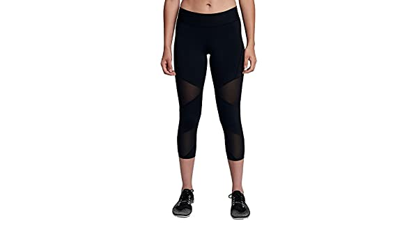 4c904e791fcc1 Amazon.com : Nike Women's Fly Lux Crop Training Tights : Sports & Outdoors