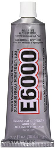 E6000 230022 Viscosity Industrial Adhesive product image