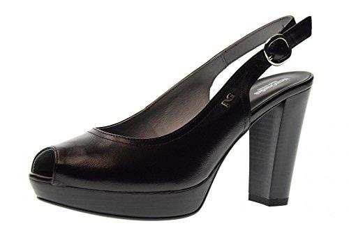 Tacones Mujer Decollet Zapatos Negro 100 Giardini De Nero Con P805620d YCqSP5
