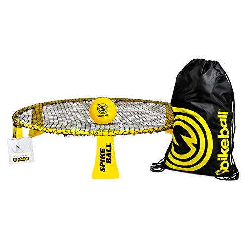 Spikeball Rookie Kit - 50% Larger Net and Ball - Played Outdoors, Indoors, Yard, Lawn, Beach - Designed for Kids 12 and Under by Spikeball (Image #5)