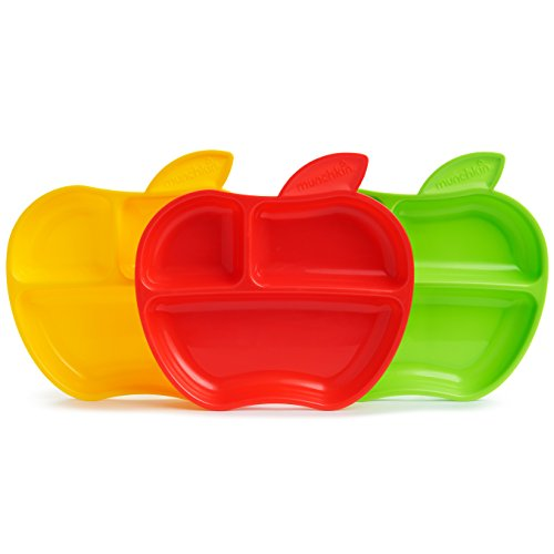 baby food divider plate - 1